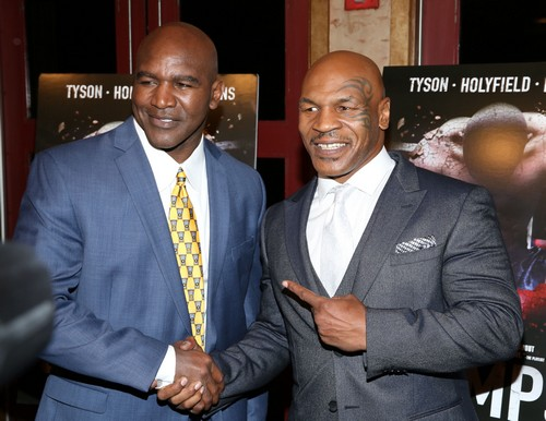 Mike Tyson Insults Floyd Mayweather, Calls Him 'Little Scared Man' - Muhammad Ali Much Greater