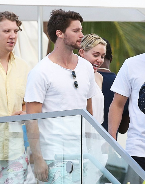 Miley Cyrus and Patrick Schwarzenegger Dating Because Both Are Maniacs in Bed?