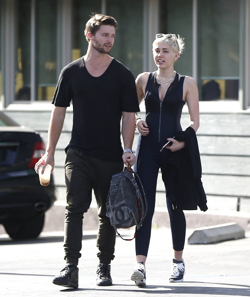 Miley Cyrus, Patrick Schwarzenegger Dating Successfully Because They Both Love Junk Food - Gain Ten Pounds Each!
