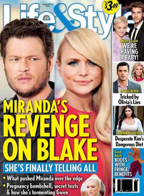 Miranda Lambert Pregnant: Baby News - Blake Shelton Furious Ex Rushing To Start Family With New Boyfriend Anderson East?