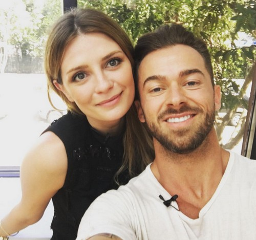 Dancing With the Stars 2016: Mischa Barton Going Crazy For Team Name, Updates Fans Ahead DWTS Premiere