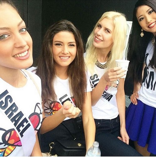 Miss Israel Attacked by Miss Lebanon Over Miss Universe Selfie Photo Controversy: Blatant Anti-Semitism?