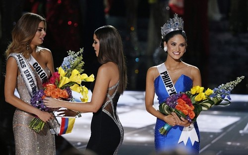 Steve Harvey Miss Universe Winner Blunder: Miss Colombia, Ariadna Gutierrez Rather Than Miss Philippines, Pia Alonzo Wurtzbach