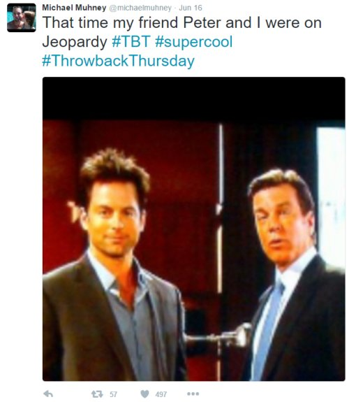 'The Young and The Restless' Spoilers: Michael Muhney Announces Return as Adam Newman?