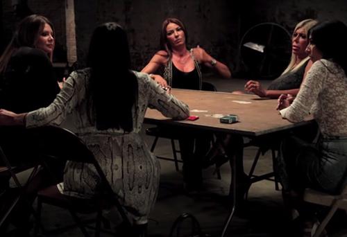 'Mob Wives' Season 6 Spoilers: Karen Gravano And Victoria Gotti Showdown On Horizon - Cat Fight Or Reconciliation? (VIDEO)