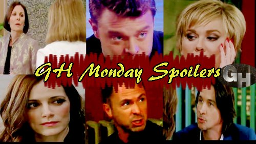 General Hospital Spoilers: Jason and Alexis Panic - Liv Chains Up Julian - Nelle Confesses to Michael - Felicia Finds Dirt