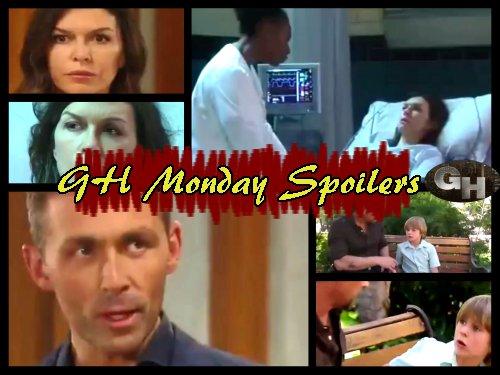 General Hospital Spoilers: Anna Captive in London - Valentin Corners Alex - Jake Freaks Out on Franco - Julian Gets a Sweet Deal
