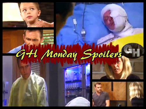 General Hospital Spoilers: Ava Begs Sonny to Kill Her - Anna Pressures Nina to Turn On Valentin - Lulu Finds Charlotte