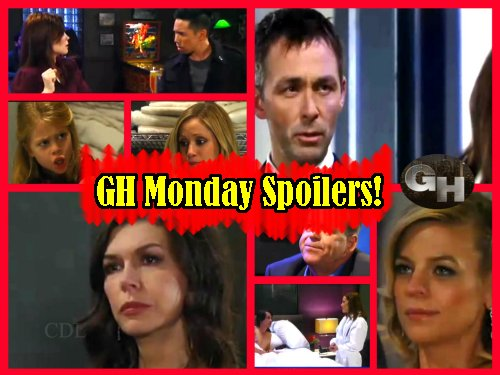 General Hospital Spoilers: Valentin Loves Anna - Charlotte Screams at Lulu - Liz Races to Find Franco - Finn Hides His Addiction