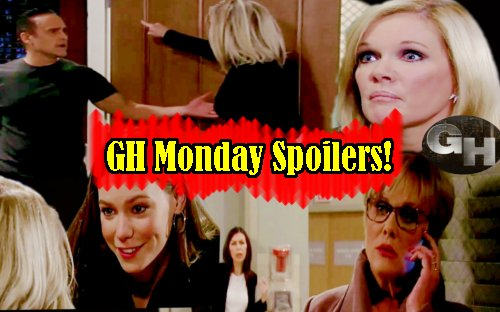 General Hospital Spoilers: Carly Goes To Murder Ava For Car Bomb - Liv Targets Sam's Baby - Nelle Tells Felicia Too Much