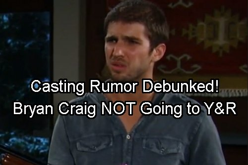 General Hospital Spoilers: Ex-Morgan Corinthos Actor Bryan Craig NOT Hired at The Young and The Restless