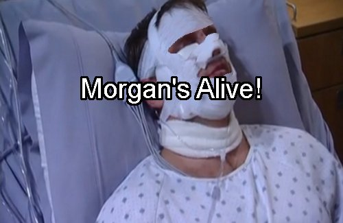 General Hospital Spoilers: Morgan Discovered Alive