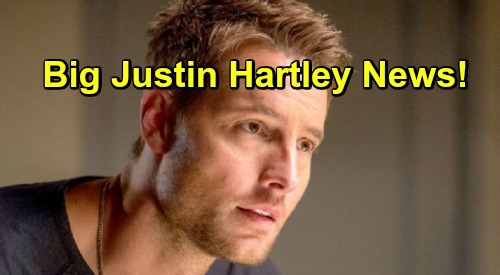 The Young and the Restless Spoilers: Justin Hartley's Exciting New Film – Y&R Alum Hits the Big Screen as Adam Newman Recast Looms