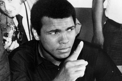 Muhammad Ali Hospitalized with Pneumonia