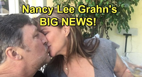 General Hospital Spoilers: Nancy Lee Grahn Shares Big News In The Romance Department