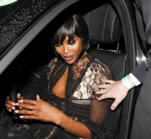 Naomi Campbell Revenge on Tyra Banks - Joins 'FABLife' as Guest Host