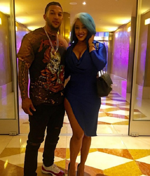 Natalie Nunn Pregnant With First Child One Year After Miscarriage