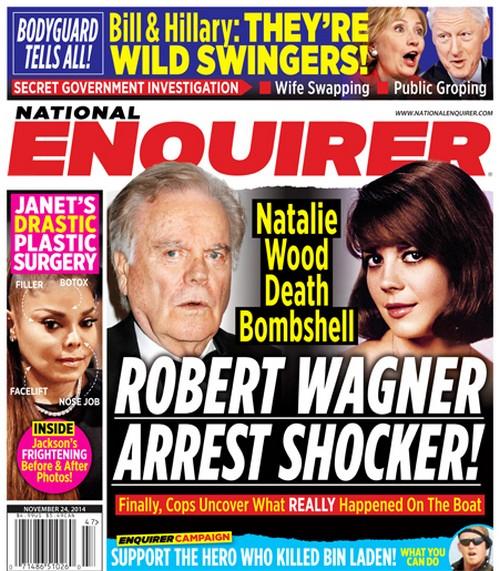 Robert Wagner Arrest Over Natalie Wood Death Demanded by Sister Lana Wood (PHOTO)