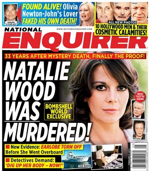 Natalie Wood Murder: New Evidence Surfaces 33 Years After Mysterious Death - Proof's Here! (PHOTO)