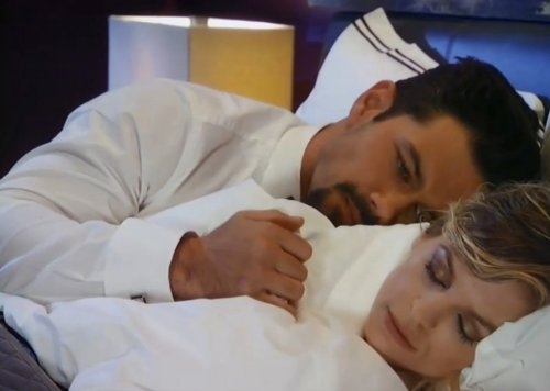 General Hospital Spoilers: Maxie Returns to GH to Celebrate Hot Six Month Wedding Anniversary with Nathan