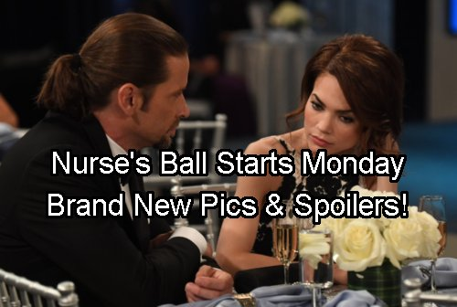 General Hospital Spoilers: Nurses Ball Preview: New Photos Show Chimera Crisis Takes Center Stage