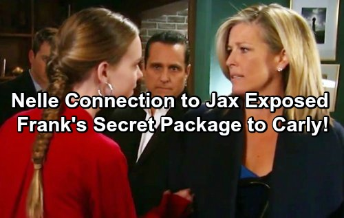 General Hospital Spoilers: Nelle's Shocking Connection to Jax Revealed – Frank's Secret Package To Carly Exposed