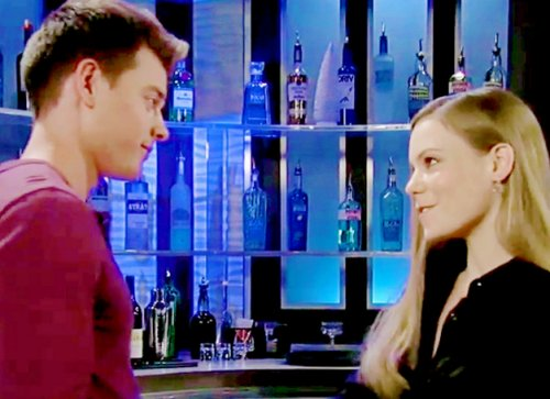 General Hospital Spoilers: Nelle Plays Tape For Carly - Sonny Takes Out Hit on Kidney Donor