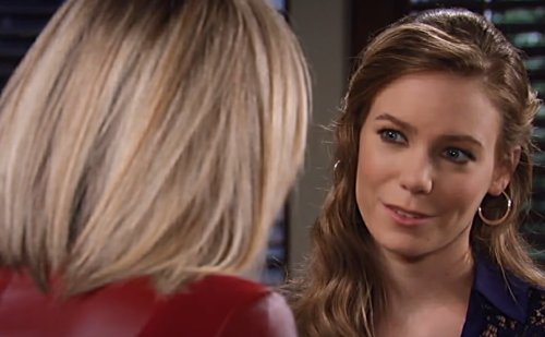 'General Hospital' Spoilers: Nelle Ruins Sonny and Carly's New Year's With Pregnancy Reveal