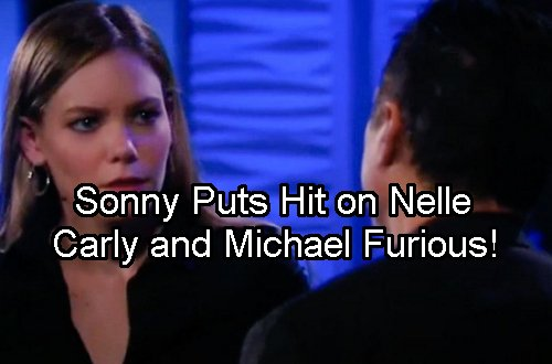 General Hospital Spoilers: Nelle Plays Tape For Carly - Sonny Orders A Hit on Kidney Donor