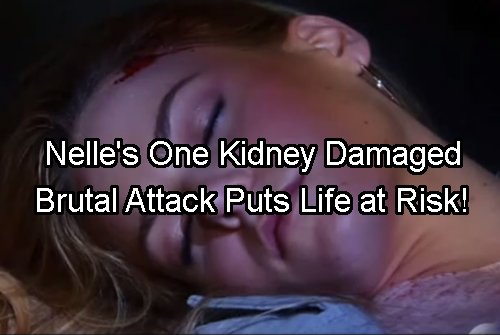 General Hospital Spoilers: Nelle's Kidney Damaged in Attack – Donor Needs a Donor