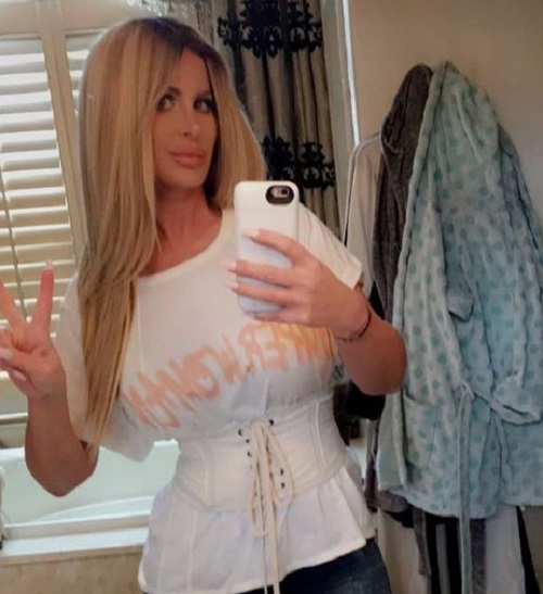 Kim Zolciak At War With NeNe Leakes Over 'Real Housewives Of Atlanta' Salary
