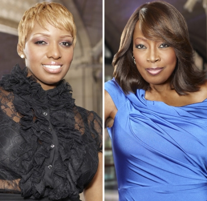NeNe Leakes' and Star Jones' Fistfight Turns Celebrity Apprentice Into Jerry Springer