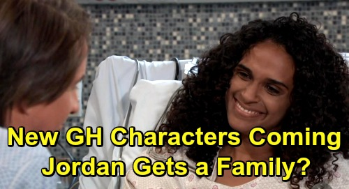 General Hospital Spoilers: New GH Characters Coming to PC – Jordan Gains a Family When She Needs Them Most?