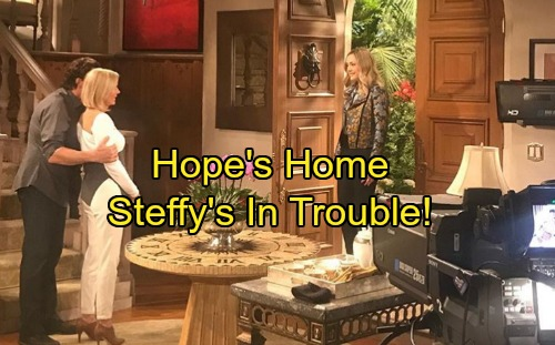 The Bold and the Beautiful Spoilers: Hope's Finally Home, Annika Noelle's First Airdate – Steffy's In Huge Trouble