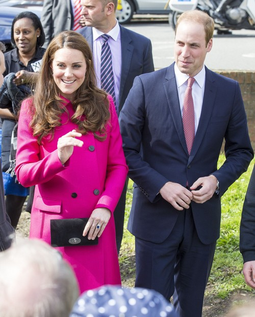Kate Middleton: New Royal Baby Name Chosen as Due Date Arrives?