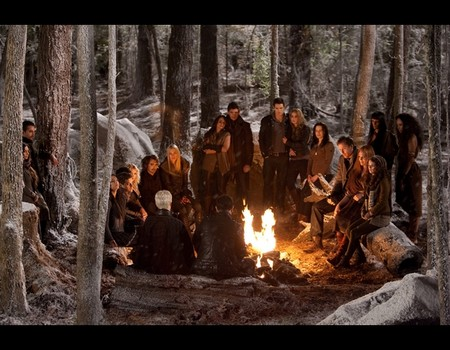 New Vampire Photos For Breaking Dawn Part 2!