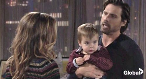 The Young and the Restless Spoilers: 2018 Baby Drama, Nick's World Is Rocked – Christian Paternity Bombshell Comes With A Twist