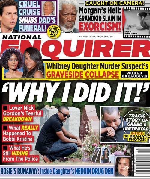 Bobbi Kristina Brown Tragic Death: Nick Gordon Reveals Ugly Truth of Greed and Betrayal