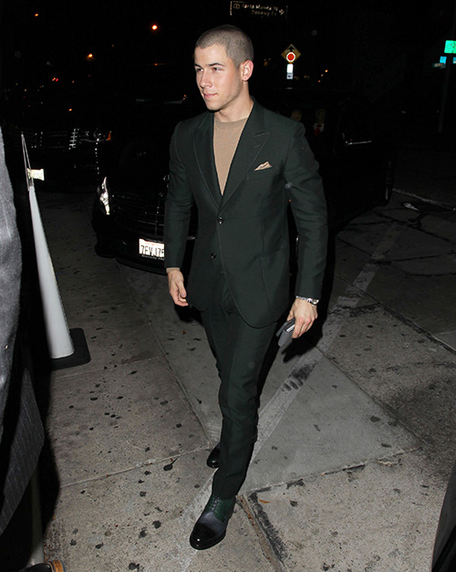 Nick Jonas Dating Cougar Kate Hudson – New Couple Alert, Hot & Heavy Florida Hookups Revealed