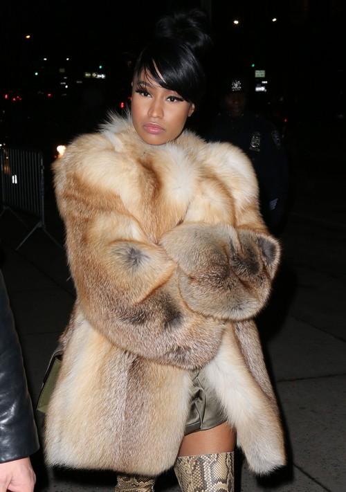 Nicki Minaj and Christina Milan Feud Over Catchphrase 'Pretty On Fleek' - Big Money Involved!