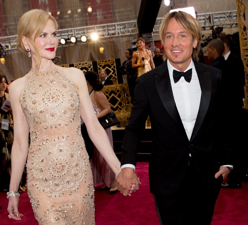 Keith Urban Jealous: Nicole Kidman Admits She Begged HBO To Cast Alexander Skarsgard As Her Love Interest