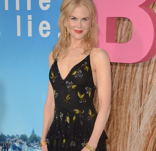 Nicole Kidman Admits Keith Urban Not Happy About Her Love Scenes On HBO