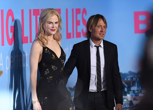 Nicole Kidman Admits Keith Urban Not Happy About Her Love Scenes On New HBO Series