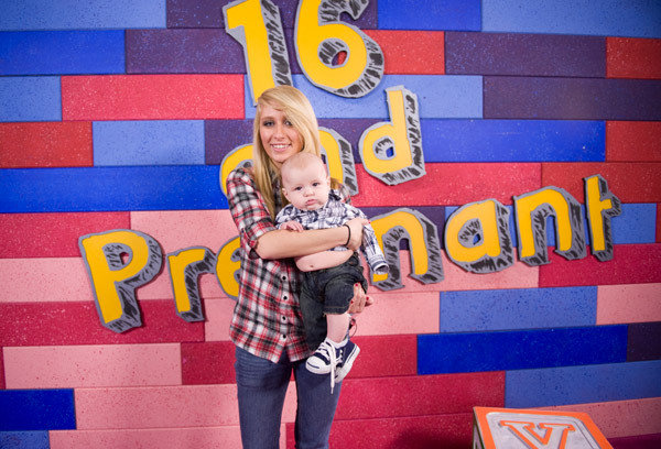 16 and Pregnant Nikkole Paulun Gets Engaged And Arrested On Her 18th Birthday!