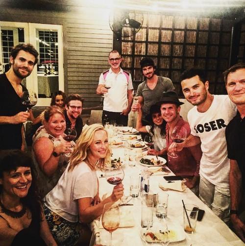 Nina Dobrev Missing From 'The Vampire Diaries' Season 8 Cast Dinner: Ian Somerhalder Devastated – No Elena And Damon Reunion?
