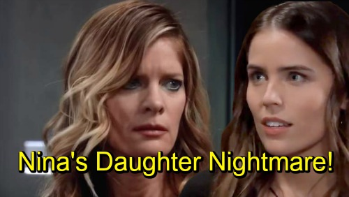 General Hospital Spoilers: Sasha Reunion Is a Hostile Disaster – Nina's Daughter Dream Becomes a Nightmare