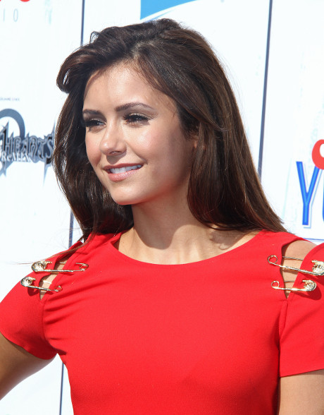 Nina Dobrev & Mark Salling New Hot Couple? Spotted at Pasta Dinner Date with Friends!