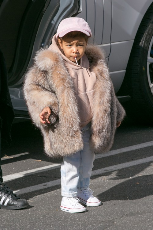 Kim Kardashian Deals With North West Jealousy of Saint West With Therapy?