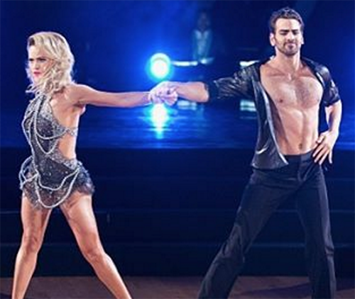 Dancing With The Stars 2016: Fan Fave Nyle DiMarco Throws Shade At Peta Murgatroyd's Future Brother In Law Val Chmerkovskiy