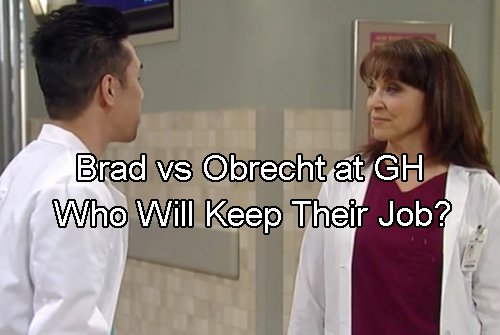 General Hospital Spoilers: Brad Takes on Obrecht After Unjust Firing – Finn Teams Up With Nemesis